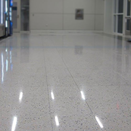 How To Refinish Terrazzo System Epoxy Amp Cementitious