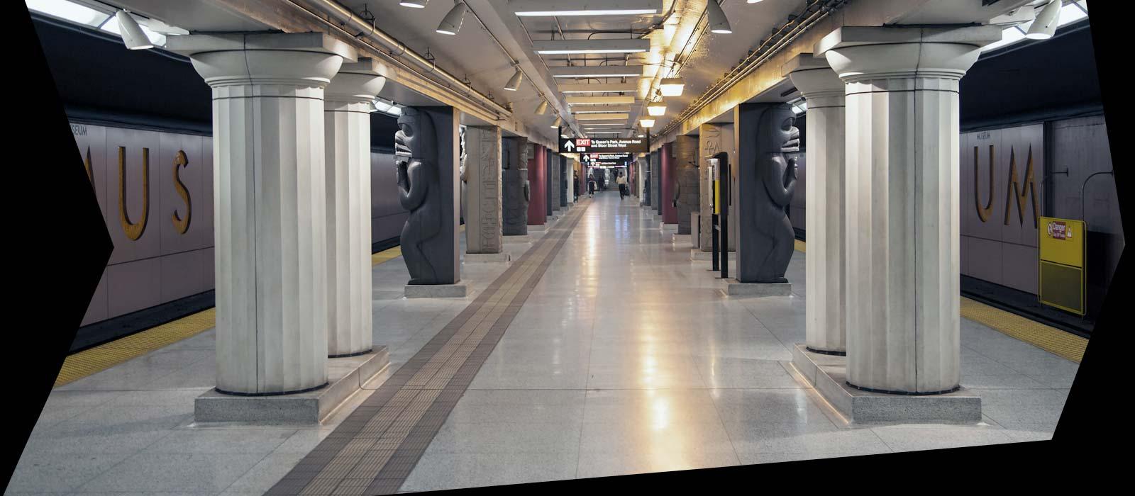 WerkMaster Toronto Transit Station Terrazzo