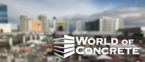 Trade Shows World Of Concrete Seminars Werkmaster Com
