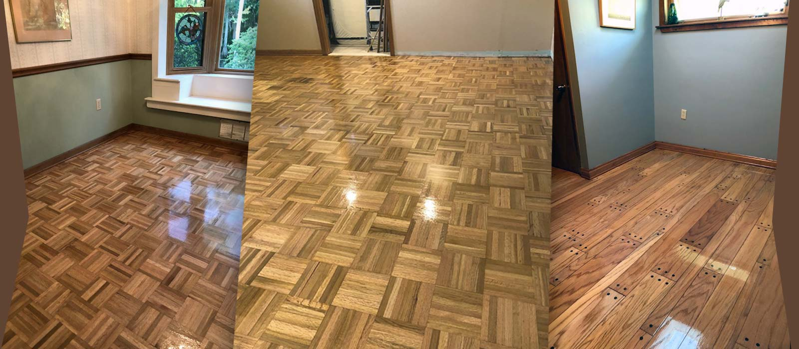 Finishing Touch Floors - Parquet & Engineered Planking