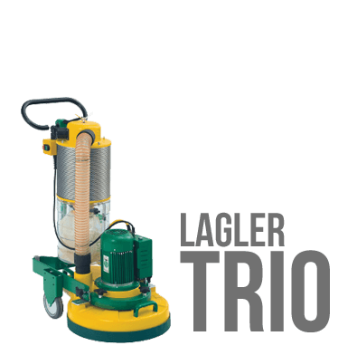 See how the Lagler TRIO compares to the WerkMaster RASP