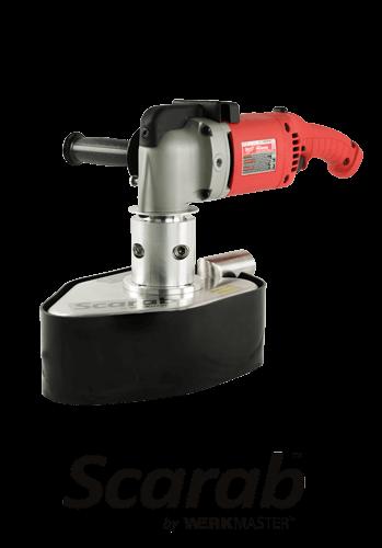 WerkMaster Scarab - Handheld Grinder & Polisher