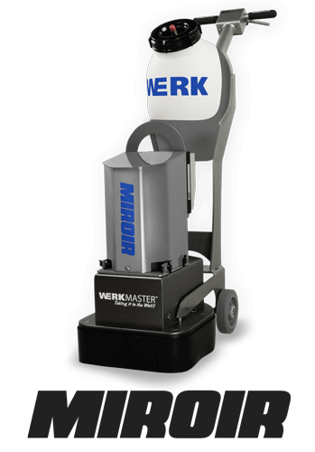 Floor Grinding Amp Polishing Equipment Manufacturer Werkmaster