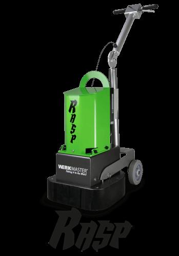 WerkMaster RASP - Hardwood Floor Sander