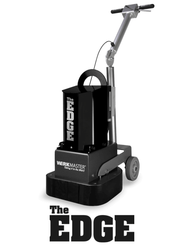 WerkMaster The Edge - Concrete Grinder, Polisher & Edger