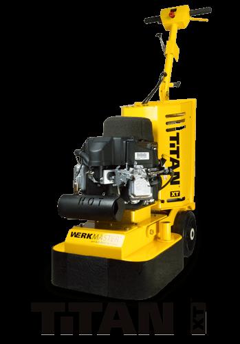 Floor Grinding Polishing Equipment Manufacturer Werkmaster
