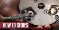 Repairing a broken magnet