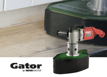 Gator Featured Image - Handheld Hardwood Refinished Machine