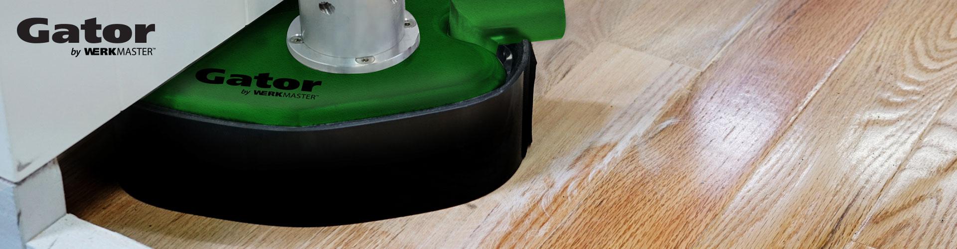 Gator Handheld hardwood floor sander